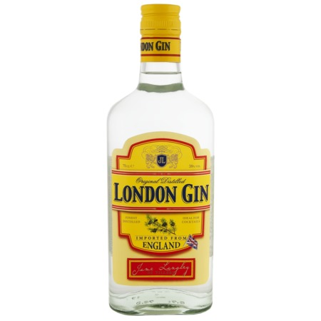 Джин London Gin England, 38%, 0,7 л