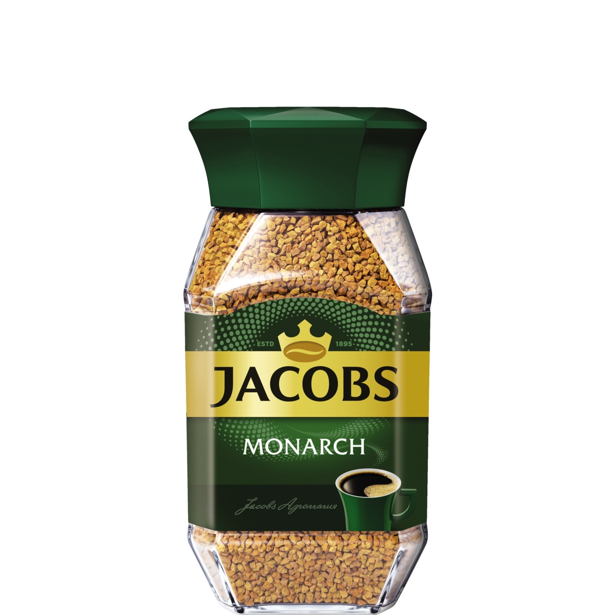 Кофе Jacobs Monarch, растворимый, 95 г
