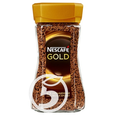 "Кофе ""Nescafe"" Gold 95г"