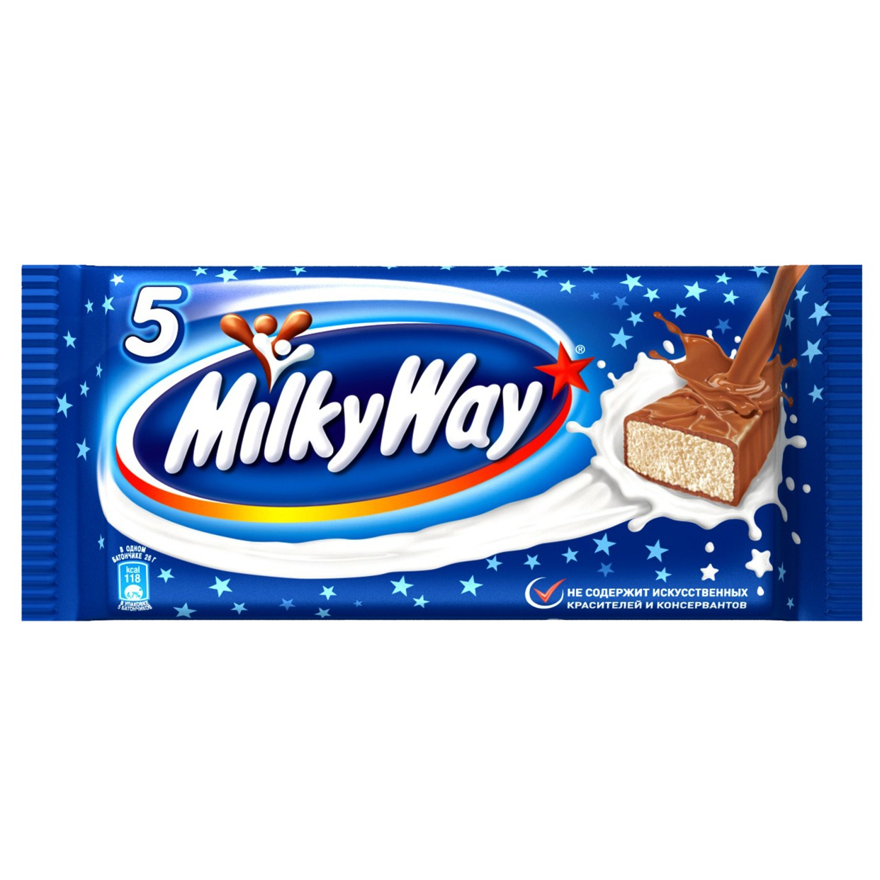 MILKY WAYШок.батончик 130г