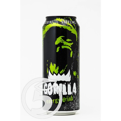 "Напиток ""Gorilla"" Energy Drink 500мл"