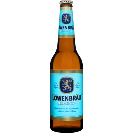 Пиво Lowenbrau Original, светлое, 5,4%, 0,47 л